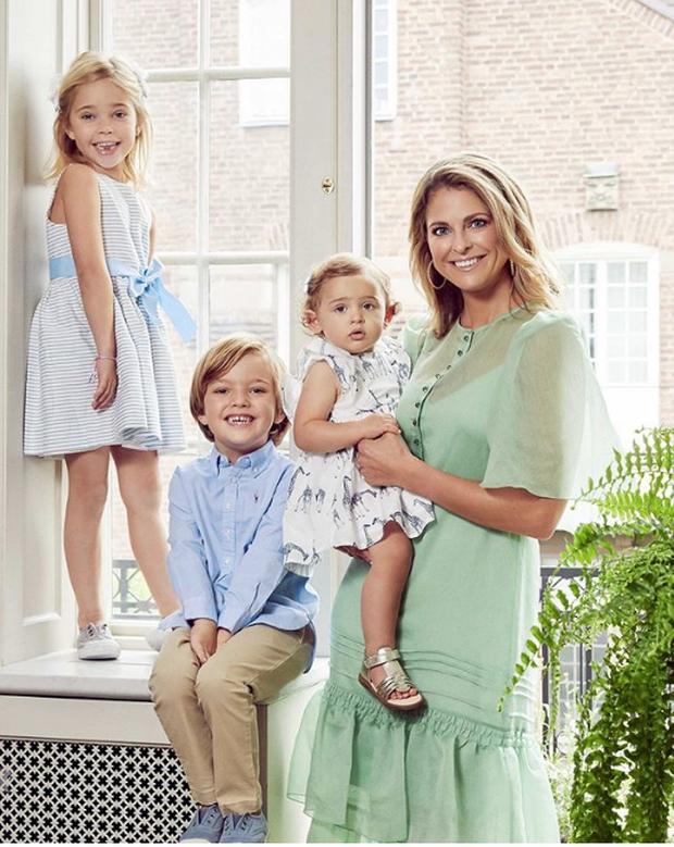 5 Hoàng tử và Công chúa Thụy Điển bị rút tước hiệu hoàng tộc, xóa tên khỏi danh sách thừa kế ngai vàng, điều chưa từng có trong lịch sử - Ảnh 2.