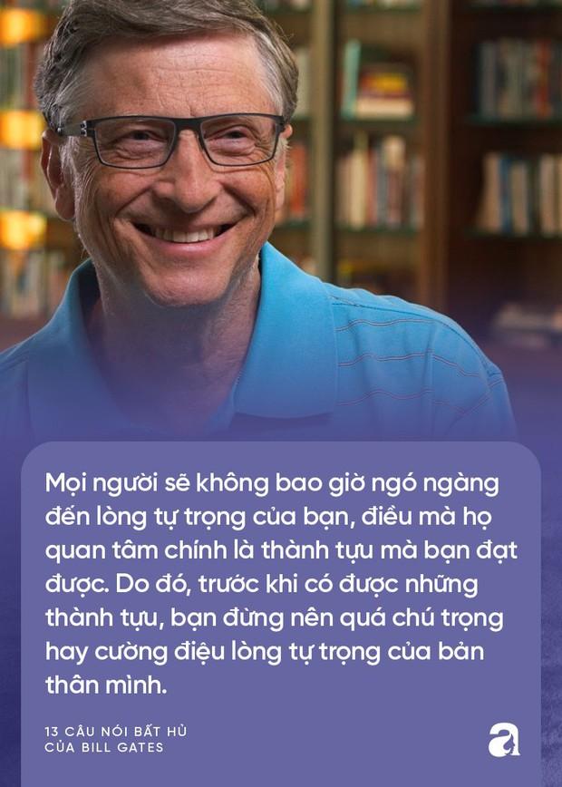 Từ những lời vàng của Bill Gates, cha mẹ hãy biến ngay thành bài học để dạy con thành công trong tương lai - Ảnh 12.