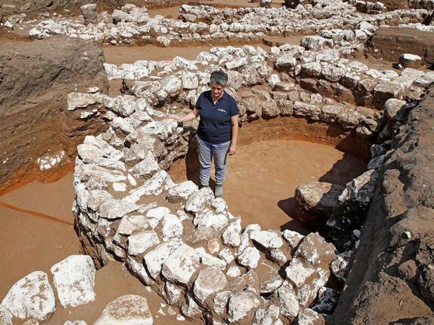 Phát hiện thành phố 5.000 năm tuổi quy hoạch rất đẹp tại Israel - Ảnh 4.
