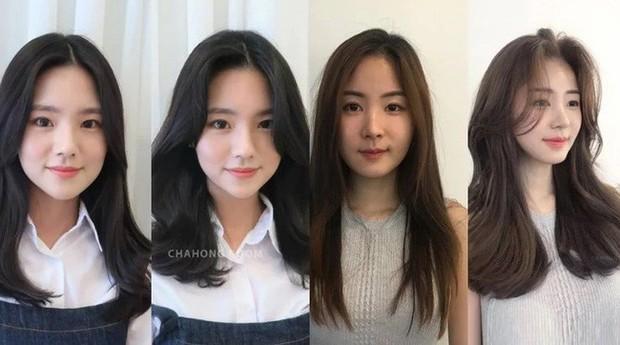 Vài kiểu tóc mái đơn giản giúp các nàng che nhược điểm mặt to - Ảnh 3.