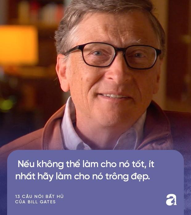 Từ những lời vàng của Bill Gates, cha mẹ hãy biến ngay thành bài học để dạy con thành công trong tương lai - Ảnh 4.