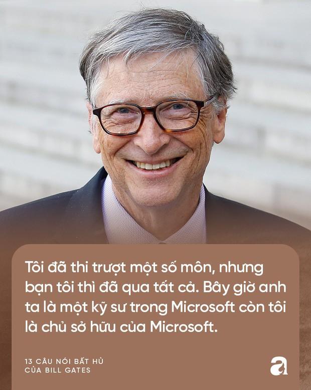 Từ những lời vàng của Bill Gates, cha mẹ hãy biến ngay thành bài học để dạy con thành công trong tương lai - Ảnh 5.