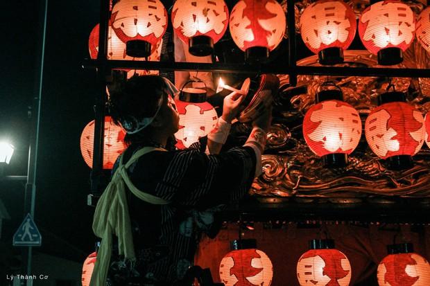 Thật tình cờ và thật bất ngờ: Đi du lịch Nhật Bản trái mùa, chàng travel blogger được trải nghiệm lễ hội đèn lồng hơn 350 tuổi tại Nihonmatsu - Ảnh 8.