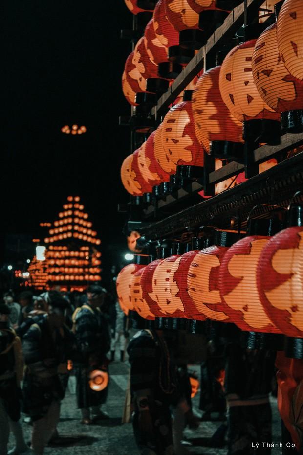 Thật tình cờ và thật bất ngờ: Đi du lịch Nhật Bản trái mùa, chàng travel blogger được trải nghiệm lễ hội đèn lồng hơn 350 tuổi tại Nihonmatsu - Ảnh 9.