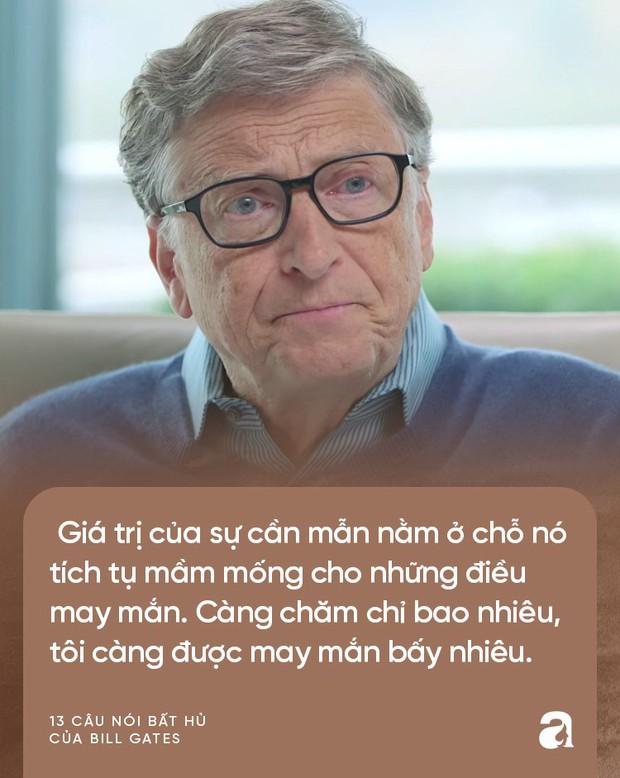Từ những lời vàng của Bill Gates, cha mẹ hãy biến ngay thành bài học để dạy con thành công trong tương lai - Ảnh 7.
