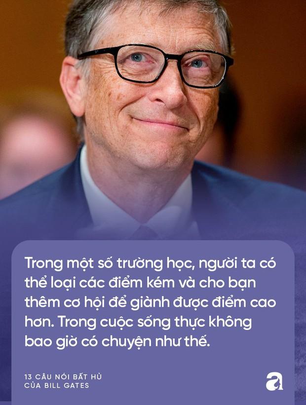 Từ những lời vàng của Bill Gates, cha mẹ hãy biến ngay thành bài học để dạy con thành công trong tương lai - Ảnh 8.