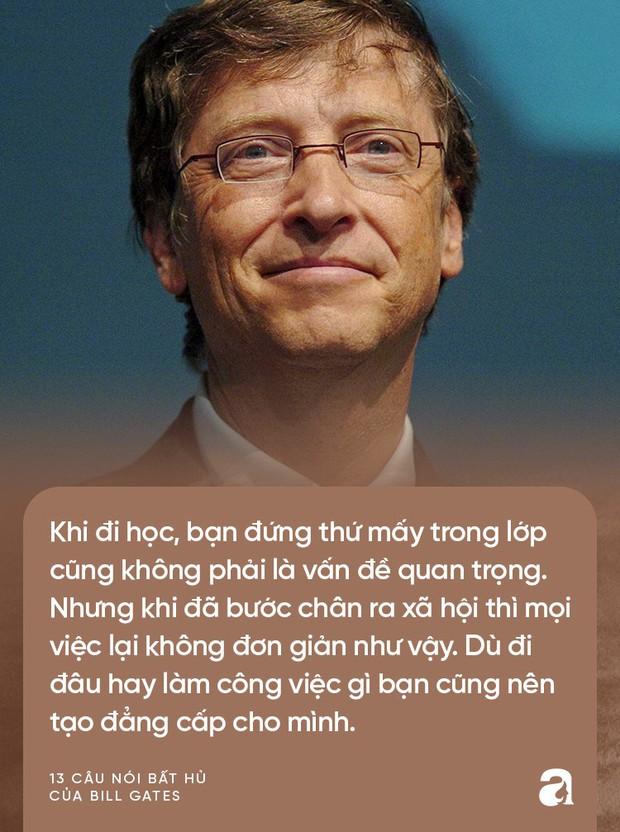 Từ những lời vàng của Bill Gates, cha mẹ hãy biến ngay thành bài học để dạy con thành công trong tương lai - Ảnh 9.