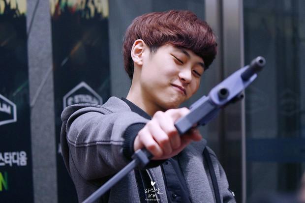 Ngất ngây với độ đẹp trai chuẩn soái ca của dàn game thủ 9X Hàn Quốc - Ảnh 4.