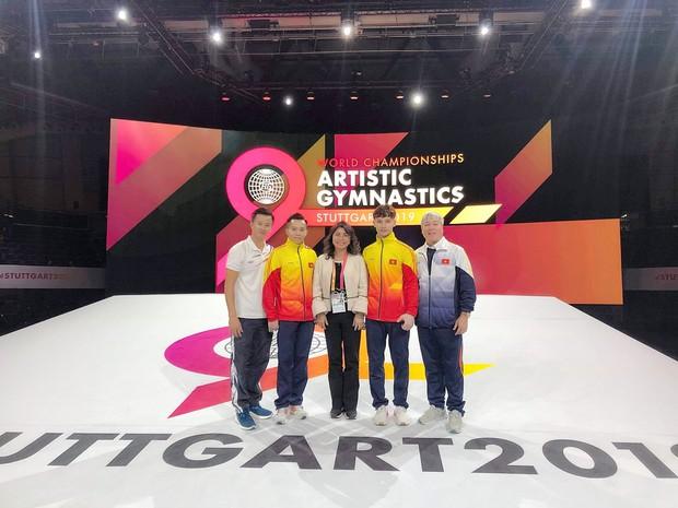 Hotboy thể dục dụng cụ giành vé dự Olympic Tokyo 2020 - Ảnh 1.