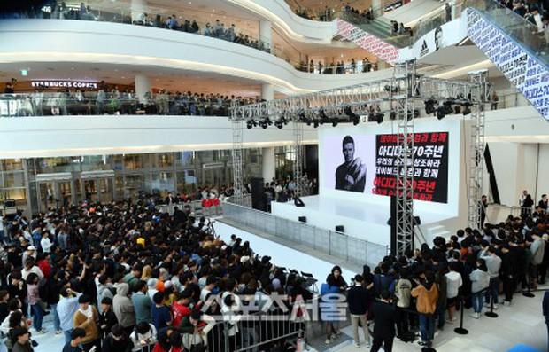 BLACKPINK và David Beckham gây nổ trung tâm thương mại: 4 mỹ nhân đẹp ngút ngàn, David nhận xét ra sao về nhóm? - Ảnh 14.