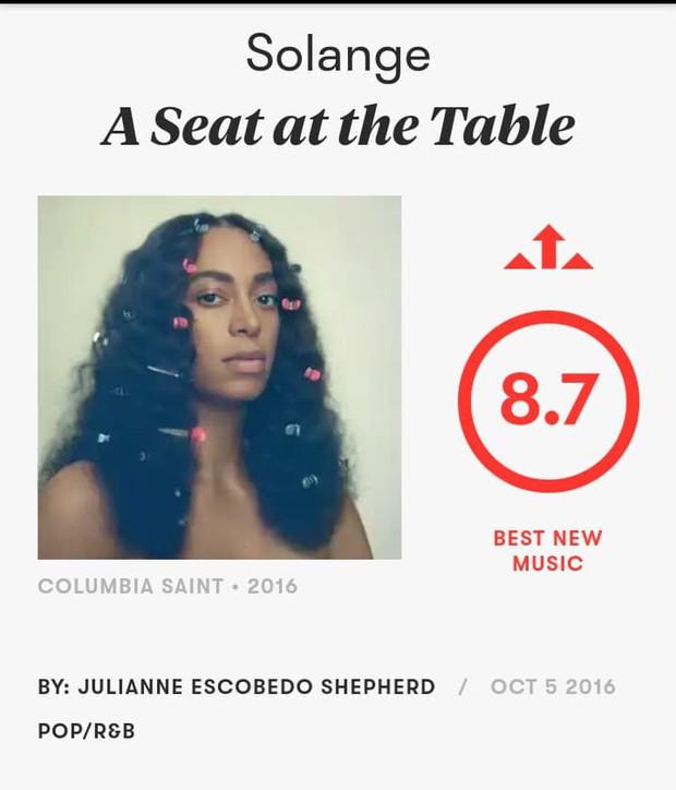 10 album xuất sắc nhất thập kỷ này: chị em Beyoncé, Kendrick Lamar và Kanye West thống trị hoàn toàn danh sách của Pitchfork - Ảnh 9.