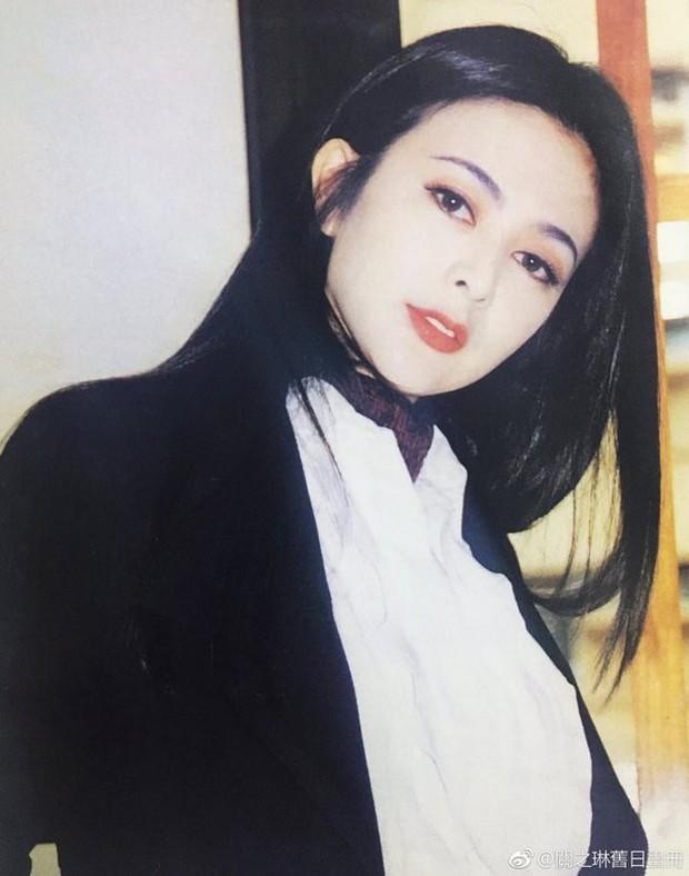 Xao xuyến nhan sắc U30 của Quan Chi Lâm, bảo sao Lưu Đức Hoa phải thốt lên: Cô ấy là người đẹp nhất tôi từng gặp - Ảnh 11.