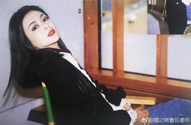 Xao xuyến nhan sắc U30 của Quan Chi Lâm, bảo sao Lưu Đức Hoa phải thốt lên: Cô ấy là người đẹp nhất tôi từng gặp - Ảnh 9.