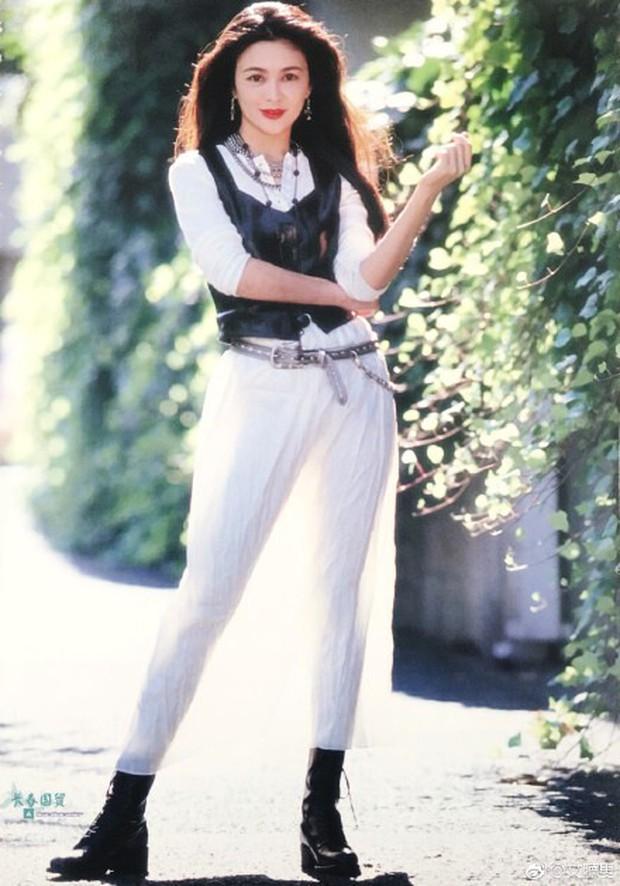 Xao xuyến nhan sắc U30 của Quan Chi Lâm, bảo sao Lưu Đức Hoa phải thốt lên: Cô ấy là người đẹp nhất tôi từng gặp - Ảnh 5.