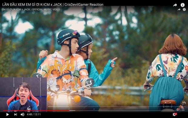 Cris Phan gọi MisThy là bánh bèo giựt chồng giành Jack của K-ICM, con dân ủng hộ rầm rầm giúp clip lọt top trending Youtube luôn - Ảnh 4.