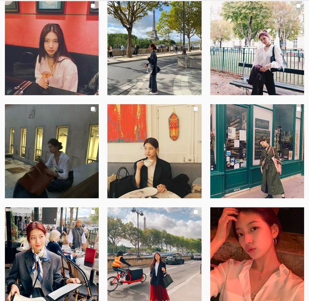 """Úp mở mãi, cuối cùng Suzy cũng đăng loạt ảnh du lịch Paris theo phong cách... """"tả pí lù"""", y hệt 1 người bạn mà ai cũng có - Ảnh 2."""