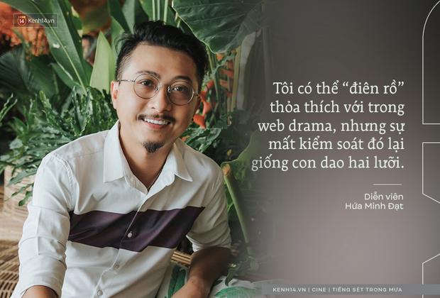 Hứa Minh Đạt ngỡ cầm nhầm kịch bản khi đóng Lũ (Tiếng Sét Trong Mưa), kể chuyện Cao Thái Hà sáng tạo cực mạnh cho cảnh cưỡng hiếp - Ảnh 12.
