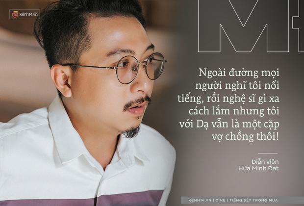 Hứa Minh Đạt ngỡ cầm nhầm kịch bản khi đóng Lũ (Tiếng Sét Trong Mưa), kể chuyện Cao Thái Hà sáng tạo cực mạnh cho cảnh cưỡng hiếp - Ảnh 9.