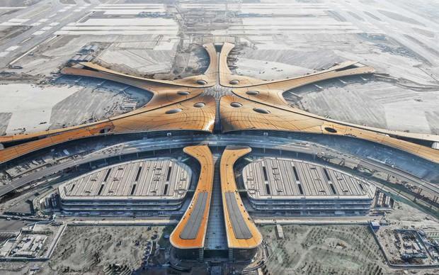 """Có gì bên trong khách sạn siêu """"khủng"""" của sân bay lớn nhất thế giới ở Trung Quốc, khách muốn ở bao lâu cũng được? - Ảnh 1."""