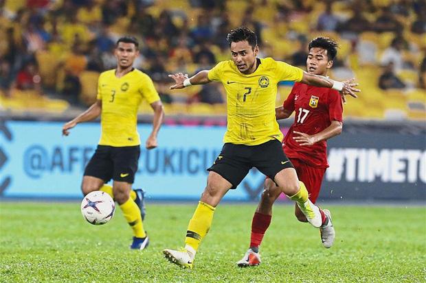 Trung vệ kỳ cựu Malaysia thách thức dàn sao tấn công của ĐT Việt Nam - Ảnh 1.
