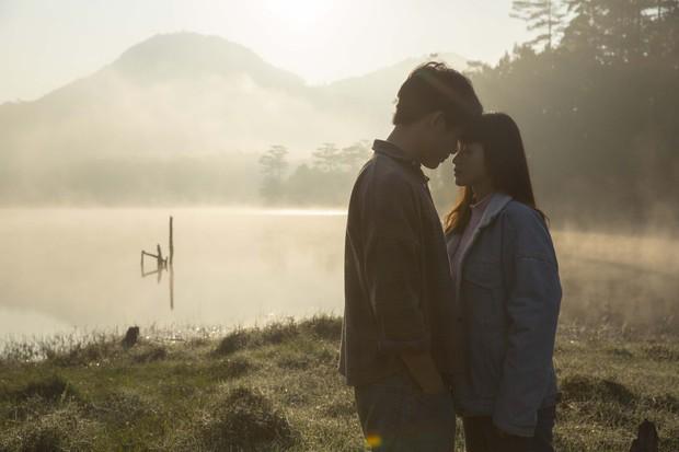 Trạng Quỳnh Quốc Anh đẹp vô thực, siêu tình tứ bên Khả Ngân trong teaser nên thơ Bí Mật Của Gió - Ảnh 9.