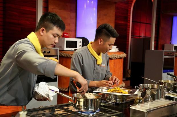 Top Chef Vietnam: Cãi lời đội trưởng, tự ý làm món mình thích, đầu bếp đành gói dao ra về! - Ảnh 3.