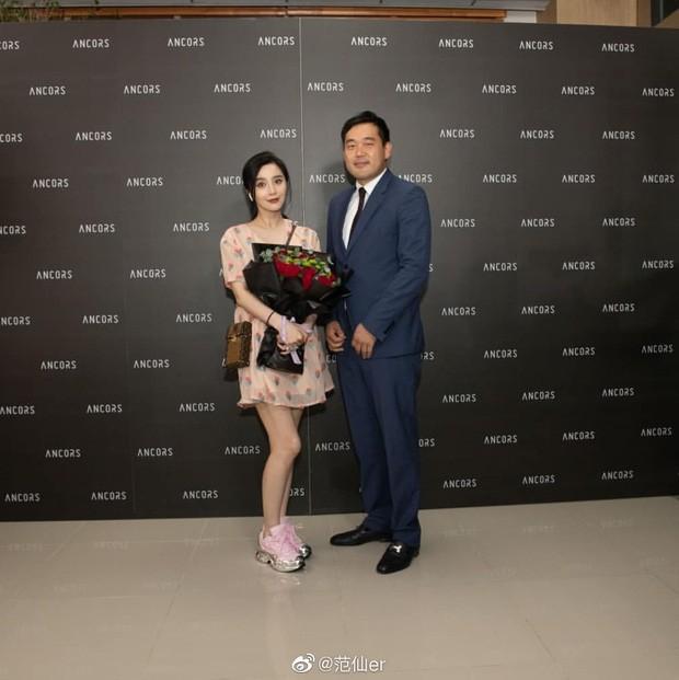 Nộp thuế nên hết tiền, nữ hoàng Phạm Băng Băng hết mặc đầm Taobao 300k lại diện áo cũ từ 3 năm trước? - Ảnh 4.