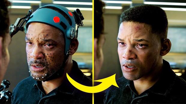Xài công nghệ đỉnh chưa từng có, đạo diễn Lý An tạo nên Will Smith trẻ trâu tuổi đôi mươi trong Đàn Ông Song Tử - Ảnh 2.