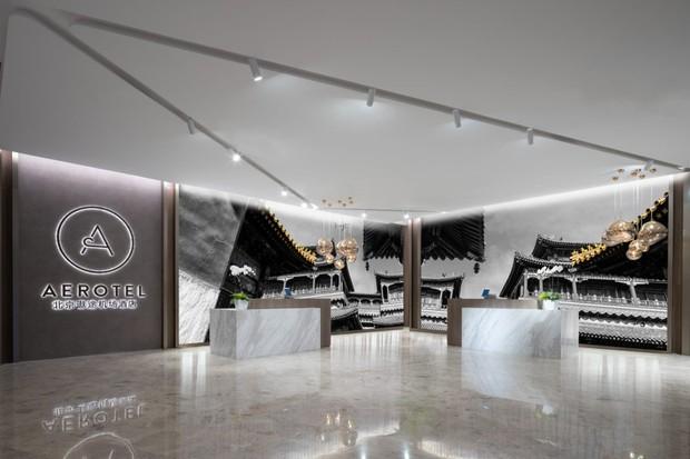"""Có gì bên trong khách sạn siêu """"khủng"""" của sân bay lớn nhất thế giới ở Trung Quốc, khách muốn ở bao lâu cũng được? - Ảnh 4."""