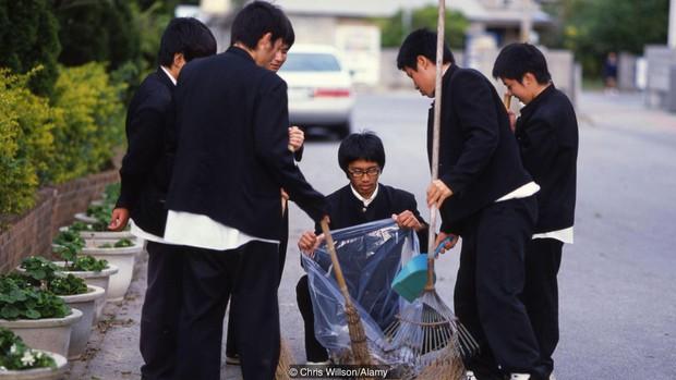 Người Nhật Bản dạy cho chúng ta điều gì về cuộc sống siêu sạch - Ảnh 1.