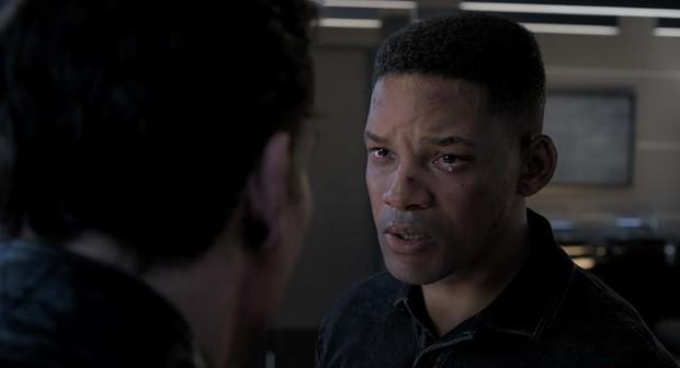 Xài công nghệ đỉnh chưa từng có, đạo diễn Lý An tạo nên Will Smith trẻ trâu tuổi đôi mươi trong Đàn Ông Song Tử - Ảnh 4.