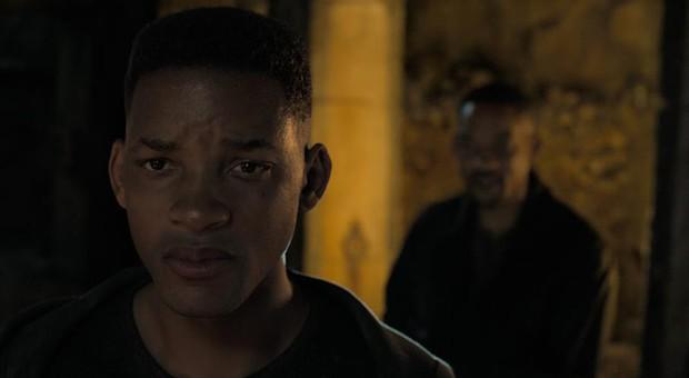 Xài công nghệ đỉnh chưa từng có, đạo diễn Lý An tạo nên Will Smith trẻ trâu tuổi đôi mươi trong Đàn Ông Song Tử - Ảnh 6.