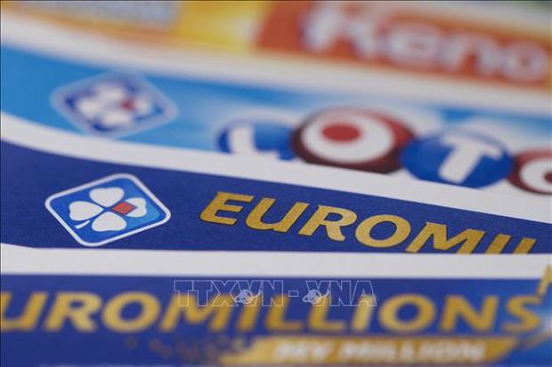Một người ở Anh trúng giải thưởng xổ số đặc biệt 190 triệu euro - Ảnh 1.