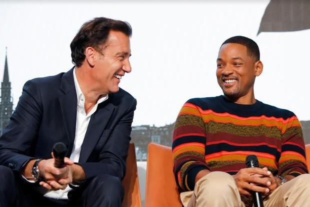 Xài công nghệ đỉnh chưa từng có, đạo diễn Lý An tạo nên Will Smith trẻ trâu tuổi đôi mươi trong Đàn Ông Song Tử - Ảnh 9.