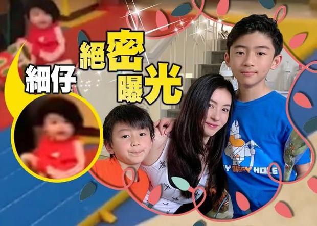 Cận cảnh diện mạo con trai thứ 3 của Trương Bá Chi, cư dân mạng phát sốt vì vẻ ngoài đáng yêu - Ảnh 7.