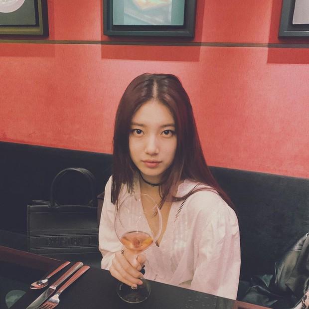 Cần gì giảm cân, Suzy vẫn xinh quá đỗi nhờ khéo lên đồ đơn giản mà nịnh mắt, để nhiều kiểu tóc cực sang - Ảnh 4.