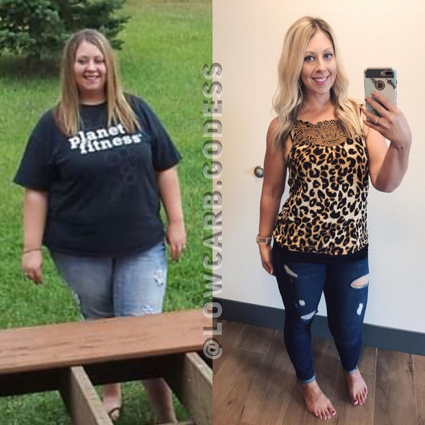 Mẹ 3 con bị chính con mình chế giễu về chuyện cân nặng đã lột xác ngoạn mục bằng cách giảm hẳn 63kg - Ảnh 2.