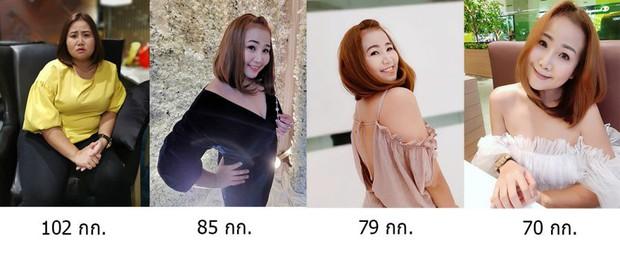 Từng nghiện ăn buffet và uống nước ngọt mỗi ngày, nàng béo người Thái hé lộ bí quyết giảm 30kg khiến ai cũng bất ngờ - Ảnh 6.