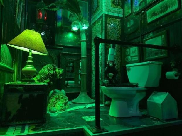 Những thiết kế lạ lùng ở các nhà hàng và quán bar trông như… có thù với cả thế giới, muốn đánh đố khách hàng hay gì? - Ảnh 7.