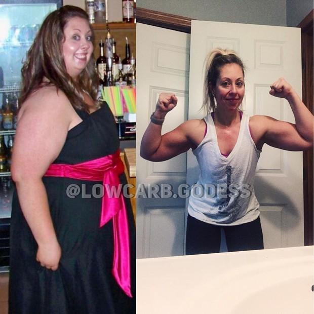 Mẹ 3 con bị chính con mình chế giễu về chuyện cân nặng đã lột xác ngoạn mục bằng cách giảm hẳn 63kg - Ảnh 7.