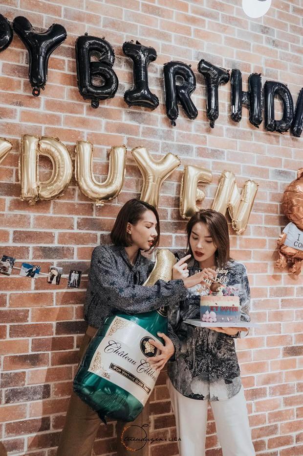 Minh Triệu bí mật thông đồng cùng fan, tổ chức sinh nhật tròn 23 tuổi ấm áp cho Kỳ Duyên - Ảnh 5.