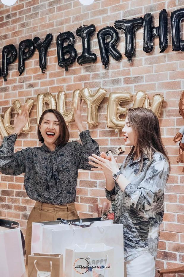 Minh Triệu bí mật thông đồng cùng fan, tổ chức sinh nhật tròn 23 tuổi ấm áp cho Kỳ Duyên - Ảnh 6.