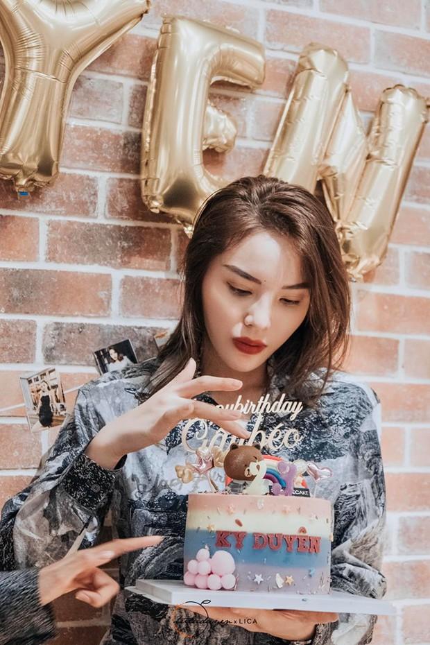 Minh Triệu bí mật thông đồng cùng fan, tổ chức sinh nhật tròn 23 tuổi ấm áp cho Kỳ Duyên - Ảnh 2.