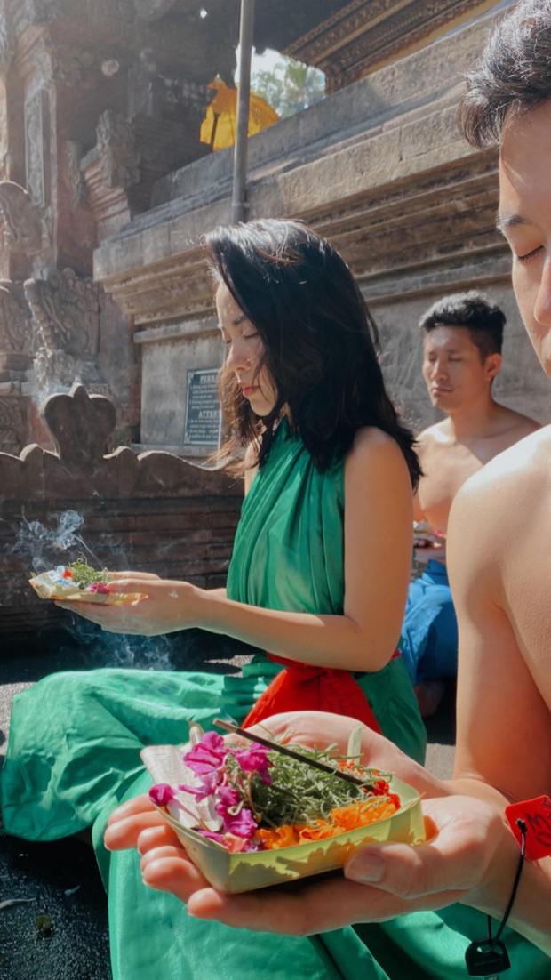 Hà Trúc lên tiếng về tin đồn hẹn hò với Quang Đạt, chia sẻ thêm những khoảnh khắc đầy chemistry trong chuyến du lịch Bali - Ảnh 3.