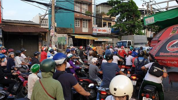 Vừa từ Hải Phòng vào Sài Gòn thăm người thân, nam thanh niên bị tai nạn tử vong - Ảnh 3.