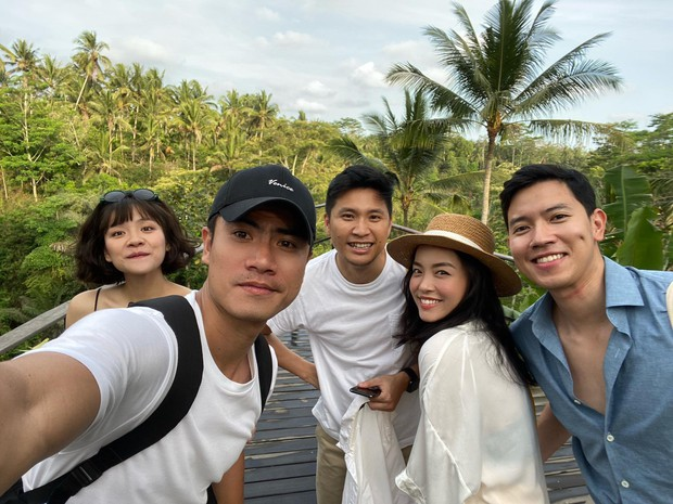 Hà Trúc lên tiếng về tin đồn hẹn hò với Quang Đạt, chia sẻ thêm những khoảnh khắc đầy chemistry trong chuyến du lịch Bali - Ảnh 1.