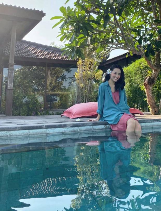 Hà Trúc lên tiếng về tin đồn hẹn hò với Quang Đạt, chia sẻ thêm những khoảnh khắc đầy chemistry trong chuyến du lịch Bali - Ảnh 4.