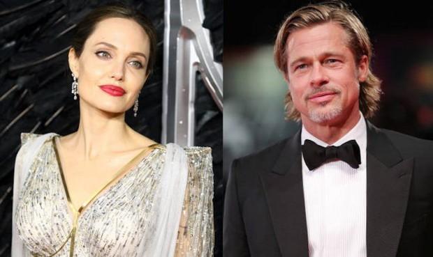 Xôn xao Brad Pitt bắt cá nhiều tay, Angelina Jolie cặp kè tài tử Thiên thần Charlie để trả thù Jennifer Aniston - Ảnh 2.