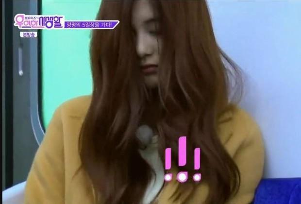 Loạt Idol Kpop phải chạy show quá đà: Lờ đờ, ngủ gục, kiệt sức trên truyền hình - Ảnh 5.