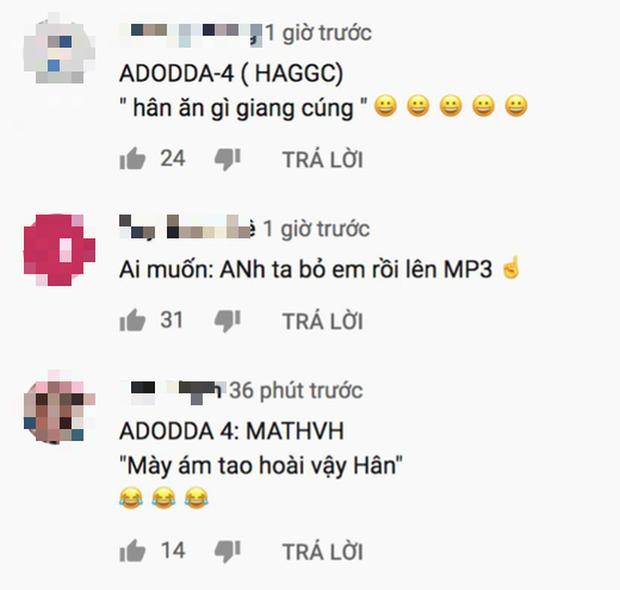 Diễn vai tuesday ăn vào máu quá tốt, Hân bị netizen ghét tới mức trổ tài làm biên kịch cho ADODDA 4 yêu cầu Hương Giang xử tiểu tam tận mạng - Ảnh 13.